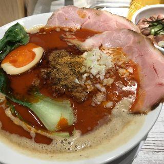 特製担々麺(ラーメン家 あかぎ)
