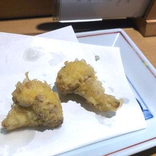 天ぷら(ブロッコリー)(くいもの家 金子 )