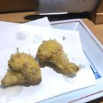 天ぷら(ブロッコリー)
