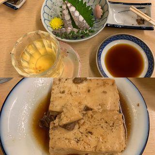 千住 肉とうふ(大はし (おおはし))