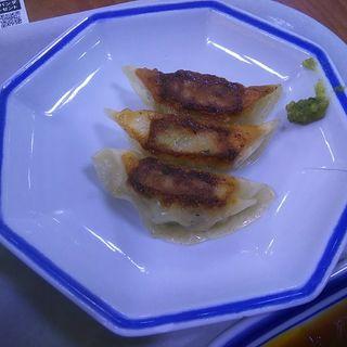 薄皮餃子(3個)(リンガーハット イオン葛西店 )