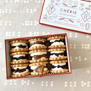 レーズン&マロングラッセサンド(Cherie maison du biscuit)