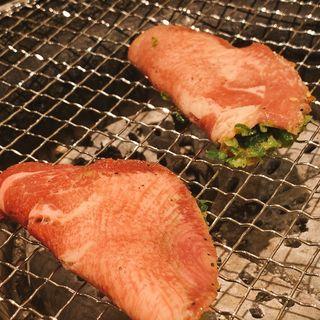 ネギタン塩(焼肉問屋 牛蔵 (ヤキニクトンヤ ギュウゾウ))