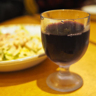 赤ワイン(グラス)(サイゼリヤ 尼崎つかしん店 (Saizeriya))