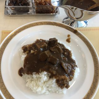 ビーフカレー(カフェ&レストラン ヒルトップ (Restaurant Hilltop))