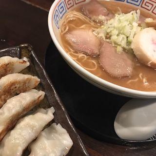 チャーシュー麺(醤油)(永坊 )