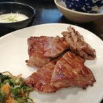 牛タン焼き定食(牛タン焼専門店 司 東口ダイワロイネットホテル店 )
