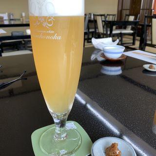 生ビール 白穂の香(駿河屋 )