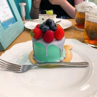 プレミアムストロベリーショートケーキ(ドルチェマリリッサ 表参道店 )