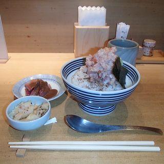 海鮮丼 梅(つじ半)