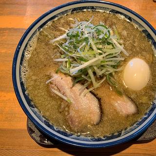 味玉入煮干そば(麺屋 八海山 )