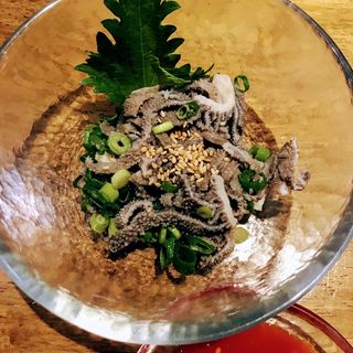 センマイ刺(立喰い焼肉 おやびん )