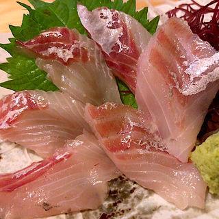 活〆すずき刺身(魚がし 長町店 )