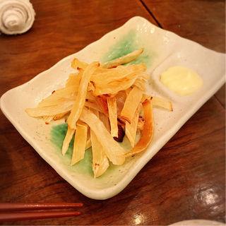 えいひれ炙り(なべや久吉 (キュウキチ))