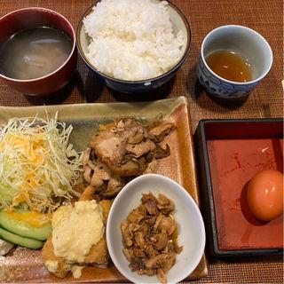 日替わり定食(ちきんはうす )