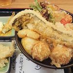 天丼ランチ(てつたろう 梅田中崎町店 )
