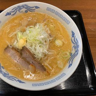 焼き味噌らーめん(麺 かねき商店)