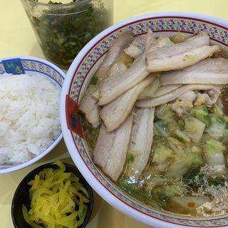 チャーシューメン(どうとんぼり神座  香芝SA店 (かむくら))
