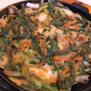 チヂミ(韓国料理 ハンウリ)