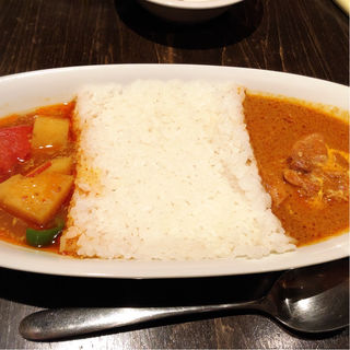 Curryコンビネーション(S)