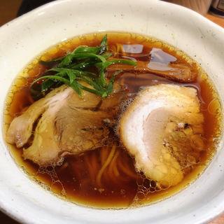中華そば 鶏・豚 醤油(中華そば うえまち)