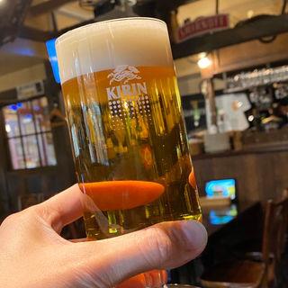 ハイネケン(ブルドッグ 銀座 クラフトビール World Beer Pub&Foods)
