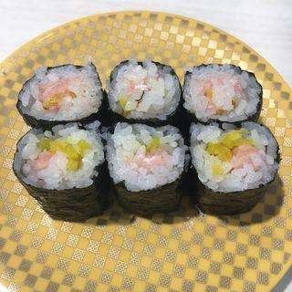 まぐたく巻(魚べい 名古屋守山店)