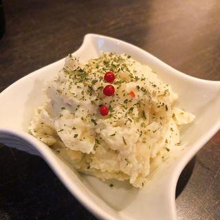 ブルーチーズのポテトサラダ(新宿 ばーる (シンジュクバール))