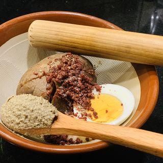 ポテトサラダ(魚と酒 はなたれ 新橋店)