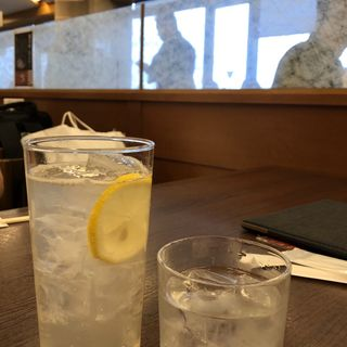 レモンサワー(そじ坊成田空港第2ターミナル店)