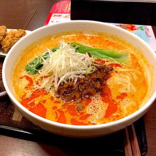 胡麻香る四川風担々麺(デニーズ 名古屋東新町店 )