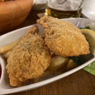 フィッシュ&チップス(ビヤホールライオン 銀座七丁目店 )