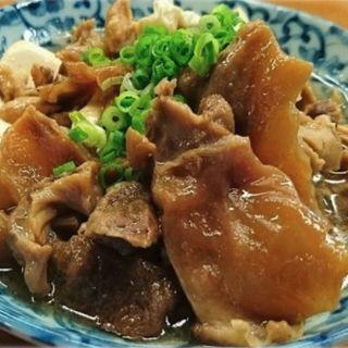 うま煮豆腐(串屋横丁 浅草橋2号店)