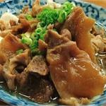 うま煮豆腐
