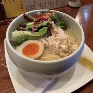 鶏白湯ラーメン(蔭山 高田馬場店 )
