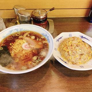 チャーハンセット(昇龍 (ショウリュウ))