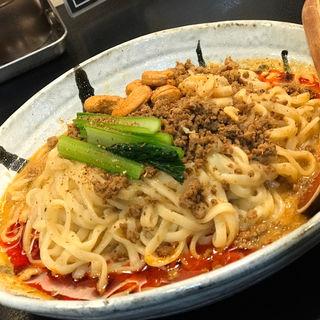 汁なし担担麺(175°DENO〜担担麺〜 本店)