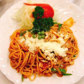 スパゲッティー ナポリタン(キッチンふるはし )