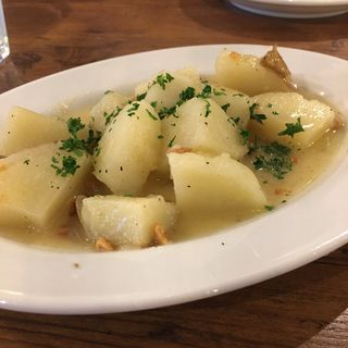 ほくほくじゃがバター(マルナカキッチン)