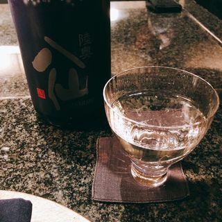 日本酒(六雁 (むつかり))