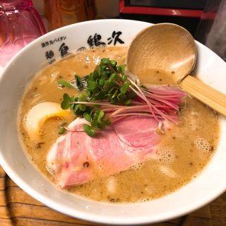 鶏そば(醤油)(麺や 鳥の鶏次 )