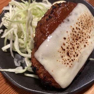 焼きメンチ(やきとん ま~ちゃん)