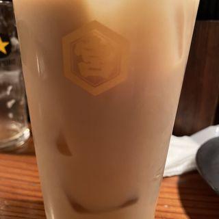 コーヒー酎ハイ(やきとん ま~ちゃん)