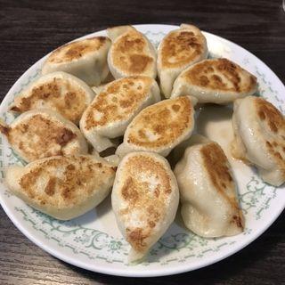 猪肉韮菜餃子 豚肉とニラ 焼き餃子(人人餃子城 (ニンニンギョウザジョウ))