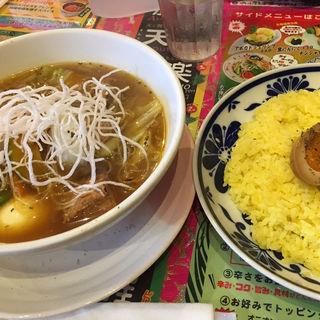 スープカレーポーク角煮