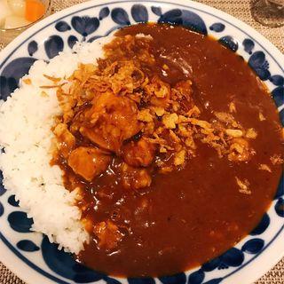 チキンカレー(おかんカレーcoccinelle)