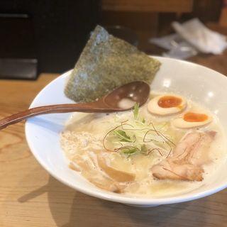 鶏白湯そば(鶏そば そると)