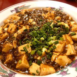 麻婆豆腐(餃子李)
