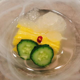 水キムチ(焼肉うしごろ 銀座店 )
