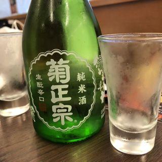 菊正宗(そじ坊成田空港第2ターミナル店)